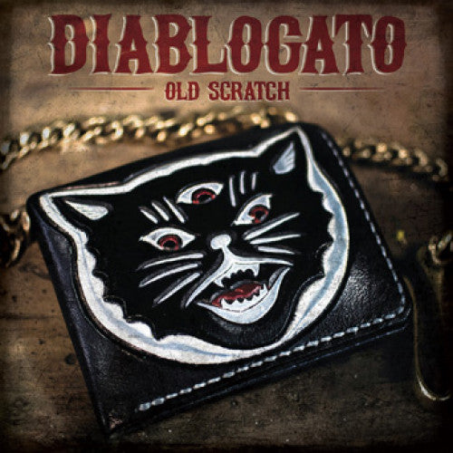 "SLNR27-1/2 Diablogato ""Old Scratch"" LP/CD Album Artwork"