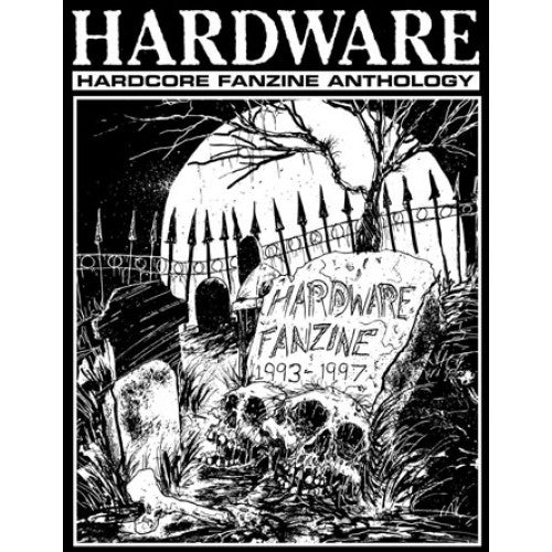 "SLP023-B Hardware ""Hardcore Fanzine Anthology"" -  Book"