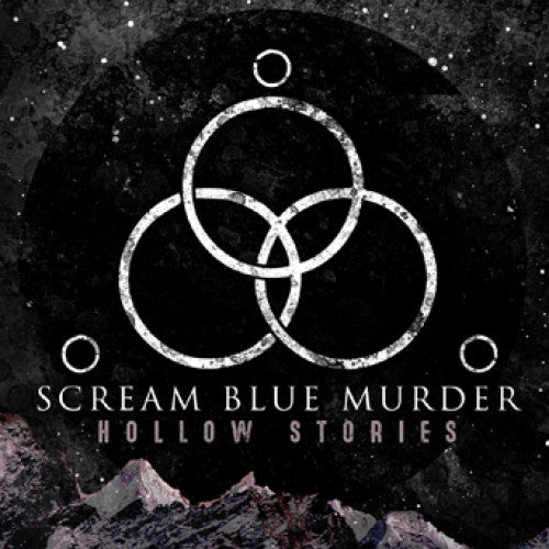"SSCK005-2 Scream Blue Murder ""Hollow Stories"" CD Album Artwork"