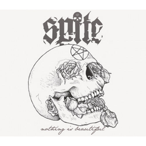"SSCK015-2 Spite ""Nothing Is Beautiful"" CD Album Artwork"