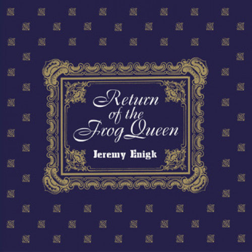"SUBP1208-1 Jeremy Enigk ""Return Of The Frog Queen"" LP Album Artwork"