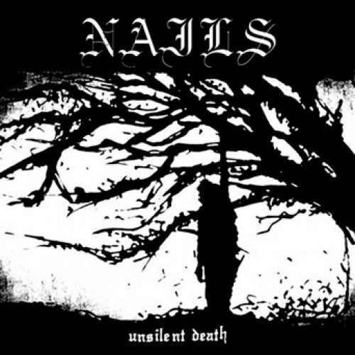 "SUNN127 Nails ""Unsilent Death"" Album Artwork"