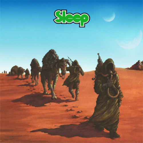 "SUNN158-1 Sleep ""Dopesmoker"" 2XLP Album Artwork"