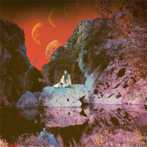 "SUNN193-1 Earth ""Primitive And Deadly"" 2XLP Album Artwork"