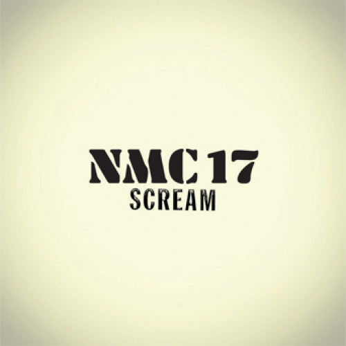 "SUNN203-1 Scream ""NMC17"" LP Album Artwork"