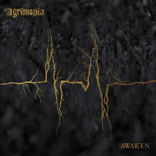 "SUNN251-1 Agrimonia ""Awaken"" LP Album Artwork"