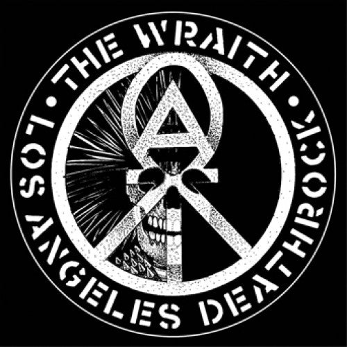 "SUNN277-1 The Wraith ""Gloom Ballet"" LP Album Artwork"