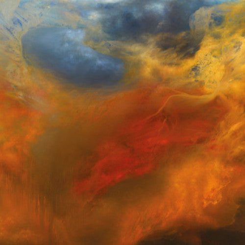 "SUNN300-1 Sunn O))) ""Life Metal"" 2XLP Album Artwork"