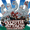 "TF015-2 Youth Attack ""Don't Look Back"" CD Album Artwork"