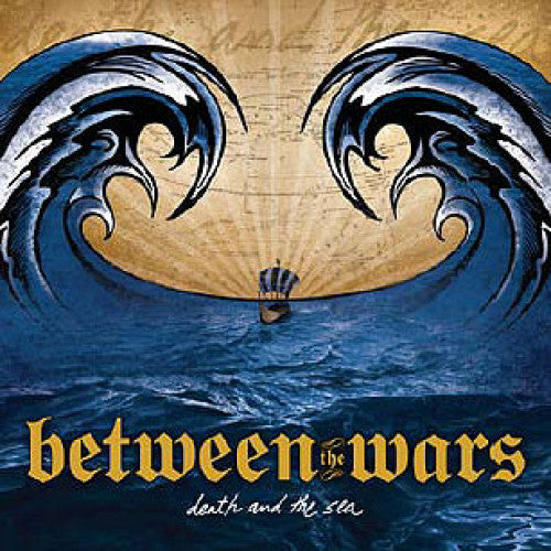 "TF030-2 Between The Wars ""Death And The Sea"" CD Album Artwork"