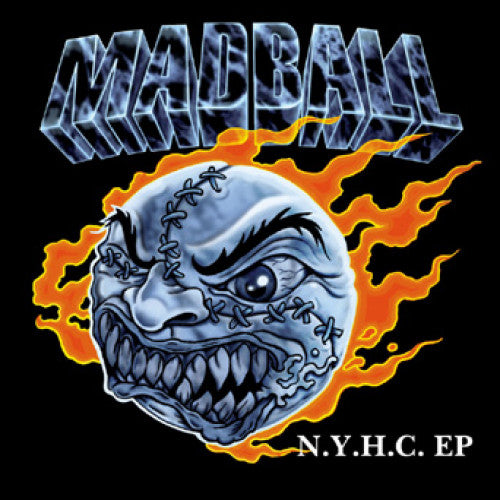 "THORP36-2 Madball ""N.Y.H.C."" CD Album Artwork"