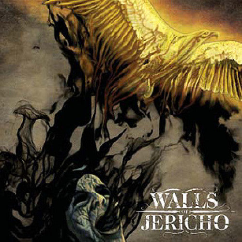 "TK113-2 Walls Of Jericho ""Redemption"" CD Album Artwork"