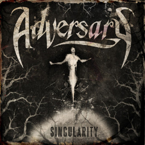 "TK123-2 Adversary ""Singularity"" CD Album Artwork"