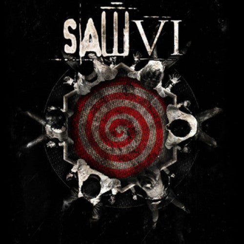 "TK128-2 V/A ""Saw VI Soundtrack"" CD Album Artwork"
