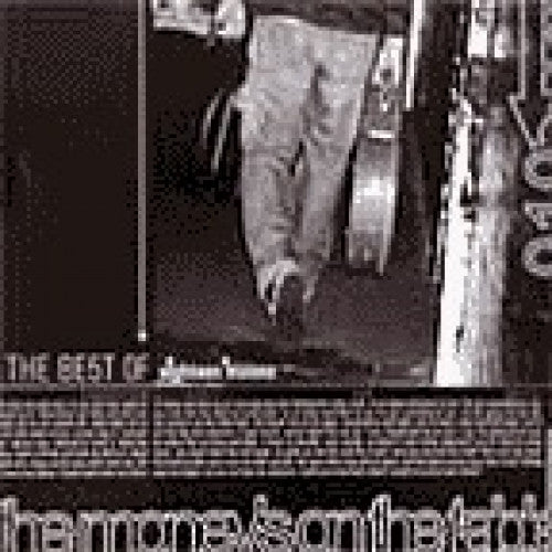 "TK35-2 Eighteen Visions ""The Best Of"" CD Album Artwork"