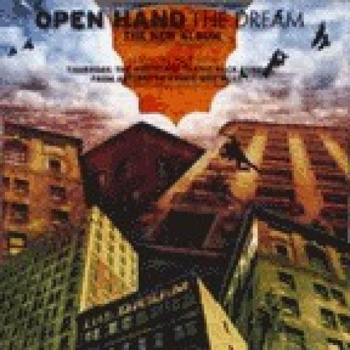 "TK41-2 Open Hand ""The Dream"" CD Album Artwork"