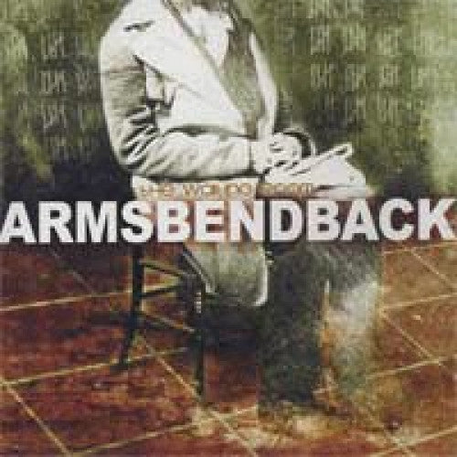 "TK46-2 Armsbendback ""Waiting Room"" CD Album Artwork"
