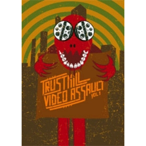 "V/A ""Trustkill Video Assault: Volume 1"" - DVD"
