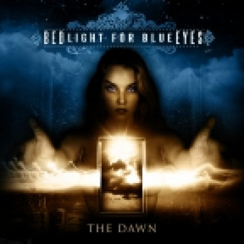 "TK66-2 Bedlight For Blue Eyes ""The Dawn"" CD Album Artwork"