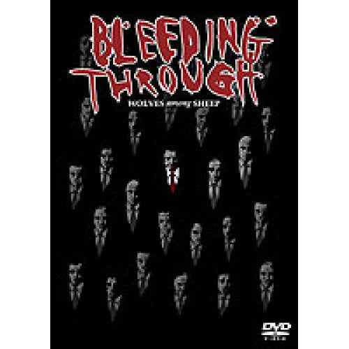 "TK69-DVD Bleeding Through ""Wolves Among Sheep"" -  DVD"