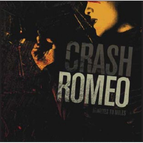 "TK78-2 Crash Romeo ""Minutes to Miles"" CD Album Artwork"
