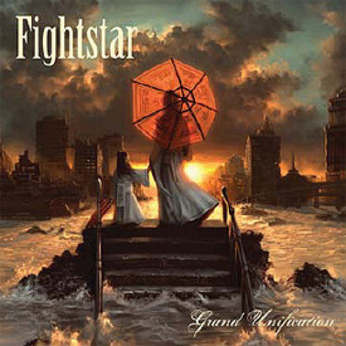"TK90-2 Fightstar ""Grand Unification"" CD Album Artwork"