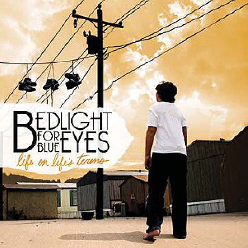 "TK92-2 Bedlight For Blue Eyes ""Life On Life's Terms"" CD Album Artwork"