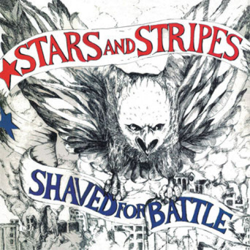 "Stars And Stripes ""Shaved For Battle"""