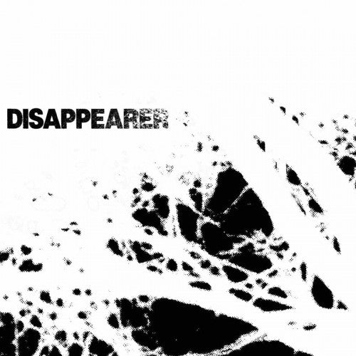 "TRASH16-2 Disappearer ""s/t"" CD Album Artwork"