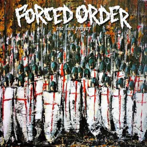"TRIPB77-1 Forced Order ""One Last Prayer"" LP Album Artwork"