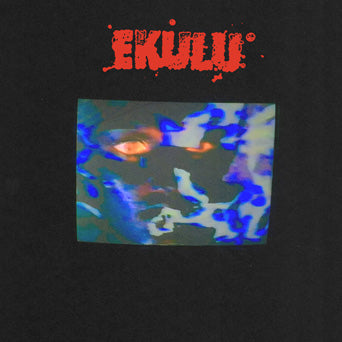"TRIPB96-1 Ekulu ""s/t"" 7"" Album Artwork"