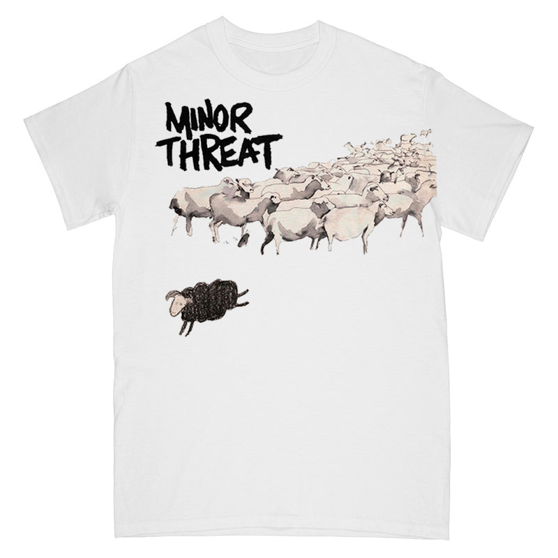 "TSURT2206S Minor Threat ""Out Of Step"" -  T-Shirt"