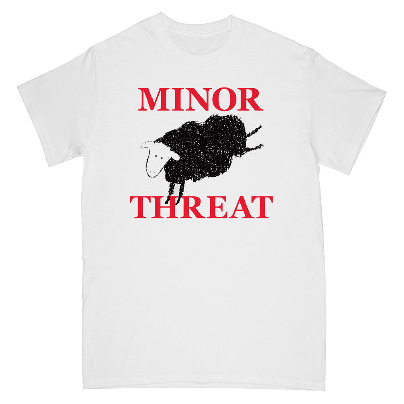 "TSURT5013S Minor Threat ""Black Sheep"" -  T-Shirt"