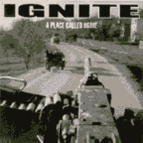 "TVT300-1 Ignite ""A Place Called Home"" LP Album Artwork"