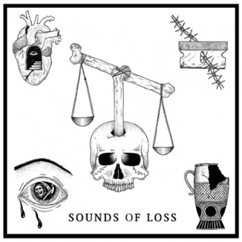 "UBR008-2 Orthodox ""Sounds Of Loss"" CD Album Artwork"