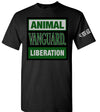 "Vanguard ""Animal Liberation"" - T-Shirt"