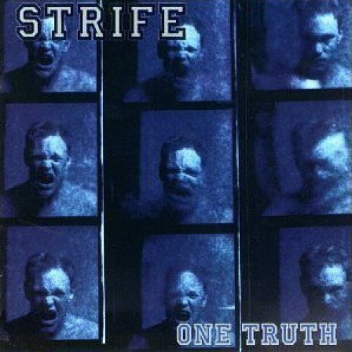 "VIC016-2 Strife ""One Truth"" CD Album Artwork"