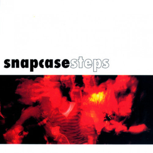"VIC024-1 Snapcase ""Steps"" 7"" Album Artwork"