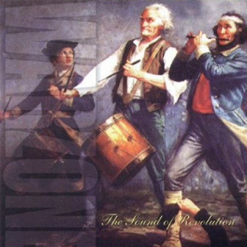 "VIC045-1 Warzone ""The Sound Of Revolution"" LP Album Artwork"