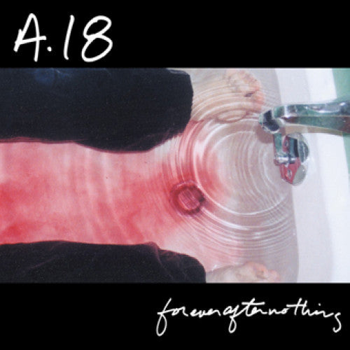 "VIC197-1 A18 ""Forever After Nothing"" LP  Album Artwork"