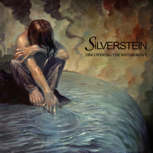 "VIC257-1 Silverstein ""Discovering The Waterfront"" LP Album Artwork"