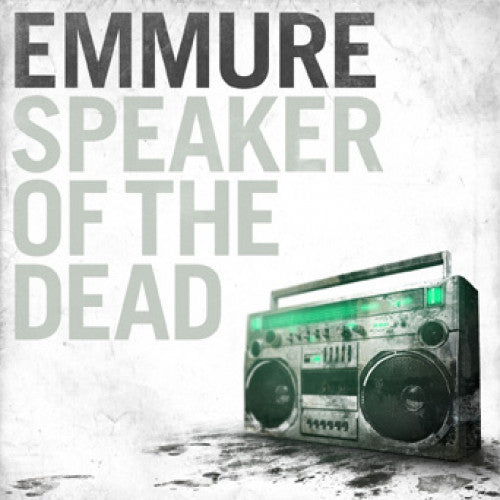 "VIC604-1 Emmure ""Speaker Of The Dead"" LP Album Artwork"