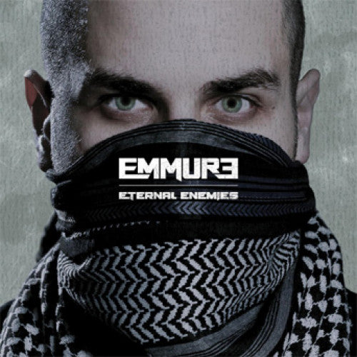 "VIC704-1 Emmure ""Eternal Enemies"" LP Album Artwork"