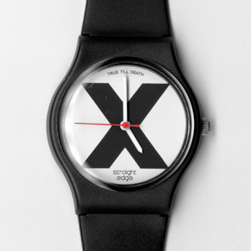 "XWATCH Straight Edge ""X Watch"" - Watch"