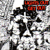 "YB19A-2 Lights Out ""Get Out"" CD Album Artwork"