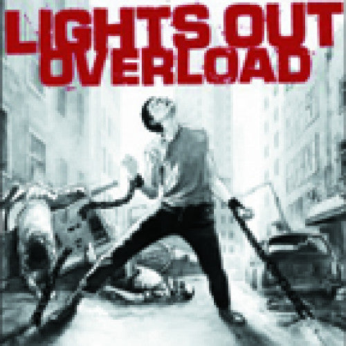 "YB20-2 Lights Out ""Overload"" CD Album Artwork"
