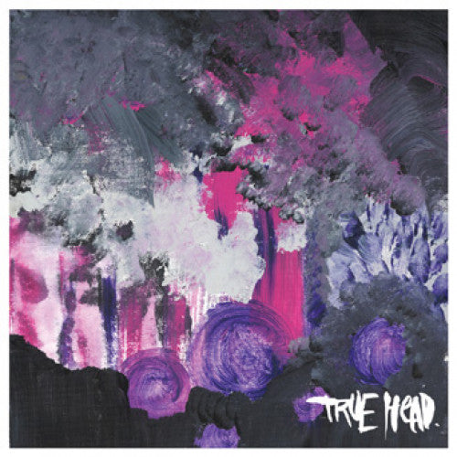 "YB39-1 True Head ""s/t"" 12""ep Album Artwork"