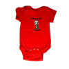 "REV1Z626M Youth Of Today ""Fist ""Baby Onesie"" - Baby Onesie"