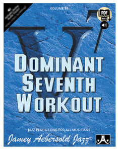Volume 84 – Dominant Seventh Workout