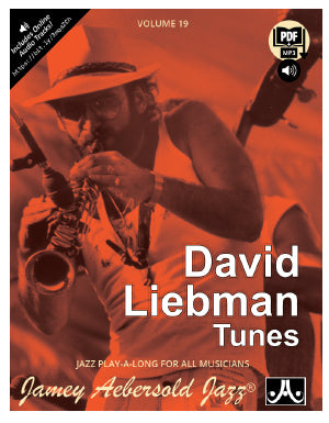 Volume 19 – David Liebman Tunes
